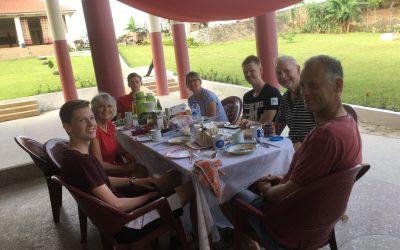Kort verslag reis bestuursleden Gerard en Anneke Schnieders